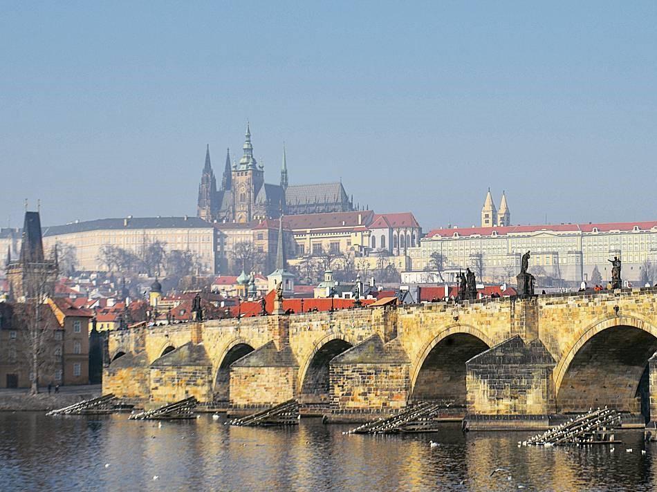 Treasure Hunt Praha - teambuilding